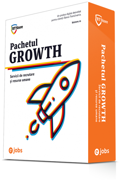 Pachet GROWTH eJobs